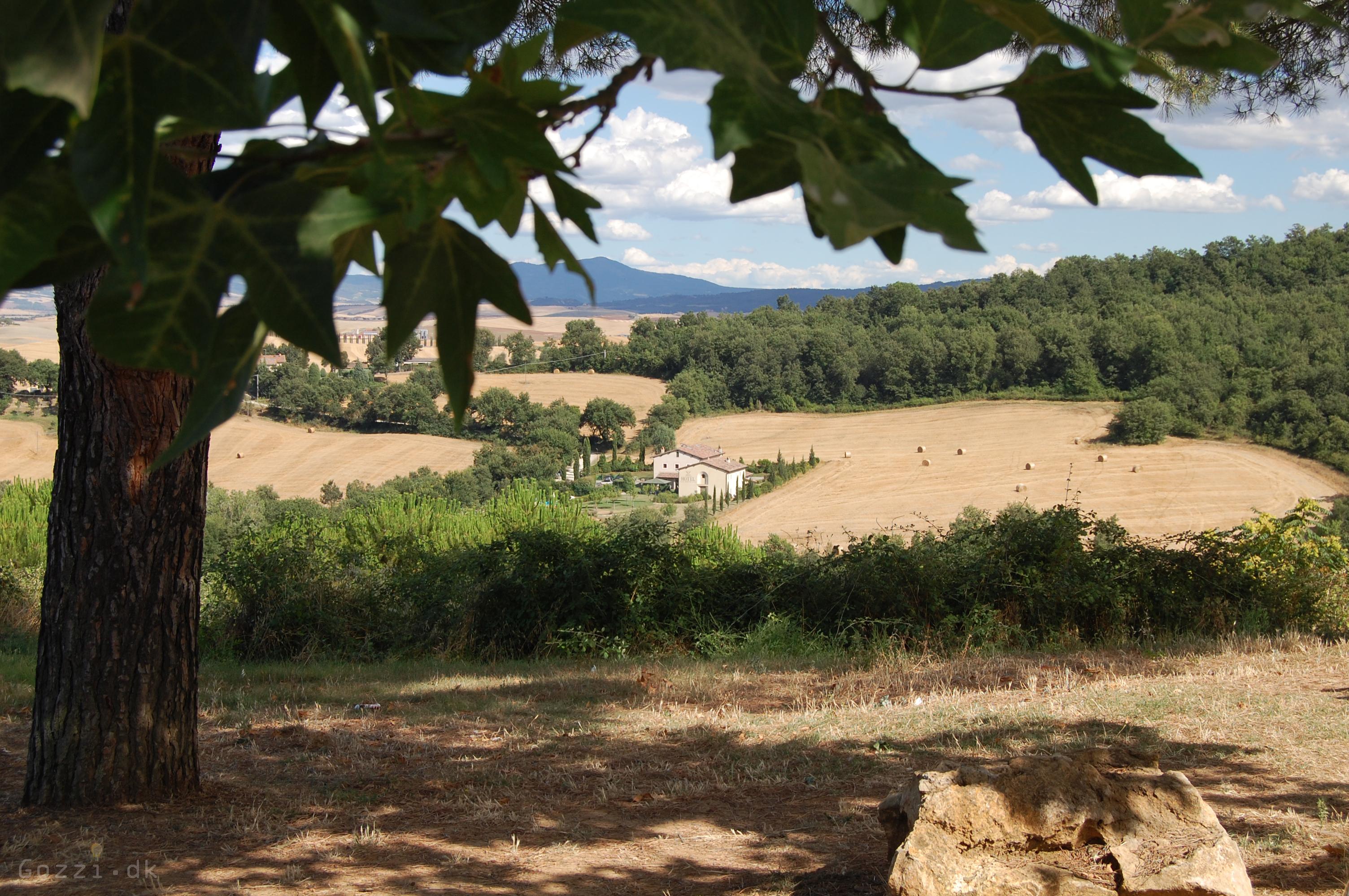 Italien landscape